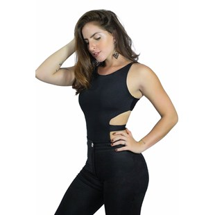 Body Alcinha Costa Nua com Faixa REF: B0015