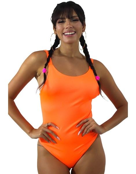 Body Neon Basic Laranja REF: BN12