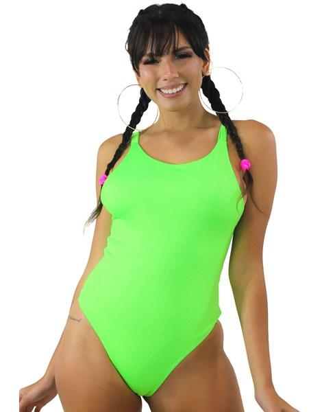 Body Neon Basic Verde REF: BN11