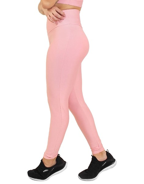 Calça Legging Lisa Rosê REF: LC17