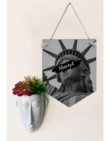 Flamula Decorativa Liberty REF: FLM12