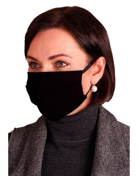 Kit 10 Mascara Respiratória Tripla Camada Proteção Lavável