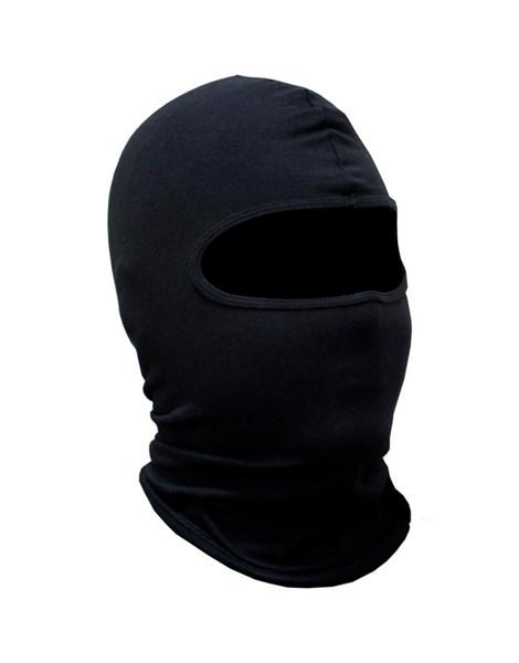 Kit 3 Balaclavas Motoqueiro Motoboy Preta Touca Ninja REF: PMBC01