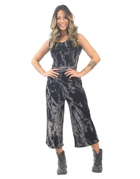 Macacão Feminino Pantacourt Tie Dye REF: VSC1