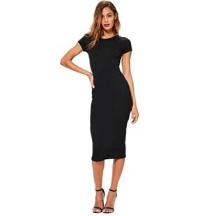 Vestido Feminino  Curto Midi Casual REF: VRP277