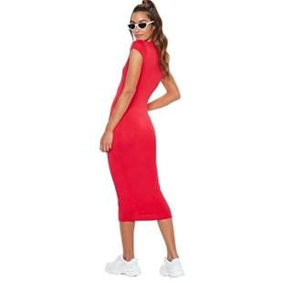 Vestido Feminino Midi Casual Tubinho   REF: VRP281