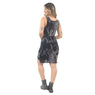 Vestido Feminino Regata Tie Dye REF: VSC4