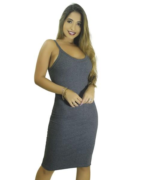 Vestido Feminino Tubinho Alcinha REF: OUT-LT2