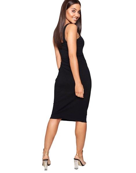Vestido Midi Tubinho com Alcinha REF: NCR0016